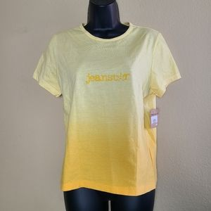 NWT Jeanstar Ombre T-shirt